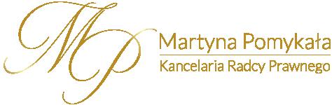 Kancelaria Radcy Prawnego Martyna Pomykała